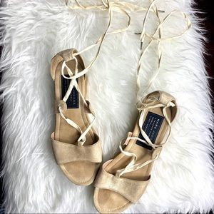 🌞👡👙🍁 Marc Jacobs Espadrille lace up sandals